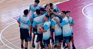 Liga Argentina: Buen debut de Echagüe en Santa Fe