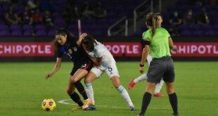 La Selección Argentina femenina no pudo con Estados Unidos