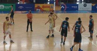 Echagüe disputó su tercer partido en la Liga Argentina de básquet y no pudo con Central Olímpico Argentino Ceres. En el encuentro disputado en la zona 2 de la Conferencia Norte, el Negro cayó por 86-78.