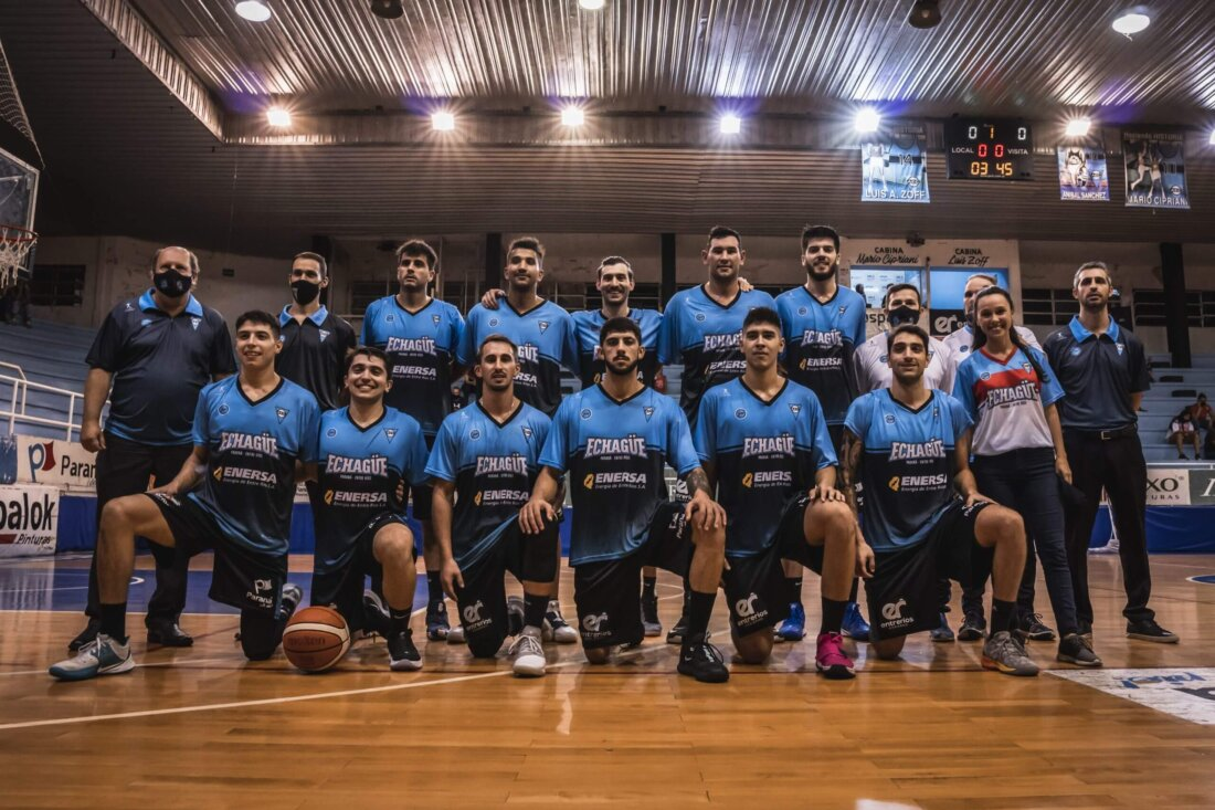 Echagüe recibe a la Liga Argentina