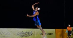 Julián Azaad y Nicolás Capogrosso no pudieron obtener la clasificación en el Circuito Mundial de Voleibol de Playa disputado en Cancún. Los argentinos vencieron a Dinamarca, pero no pudieron con Suiza y se despidieron del torneo.