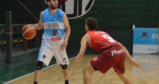Ruiz Moreno: «Echagüe está jugando bien al básquet»