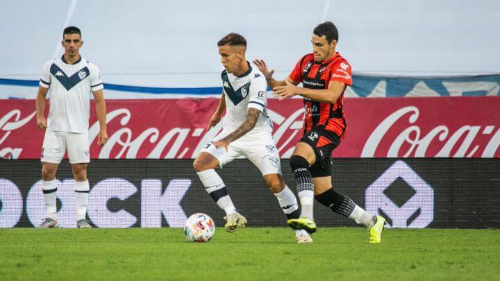 En el partido correspondiente a la fecha 12 de la Liga Profesional de Fútbol, Patronato cayó ante Vélez por 1-0. En el estadio José Amalfitani, el rojinegro fue derrotado por el puntero de la zona B y sigue siendo el último de la tabla.