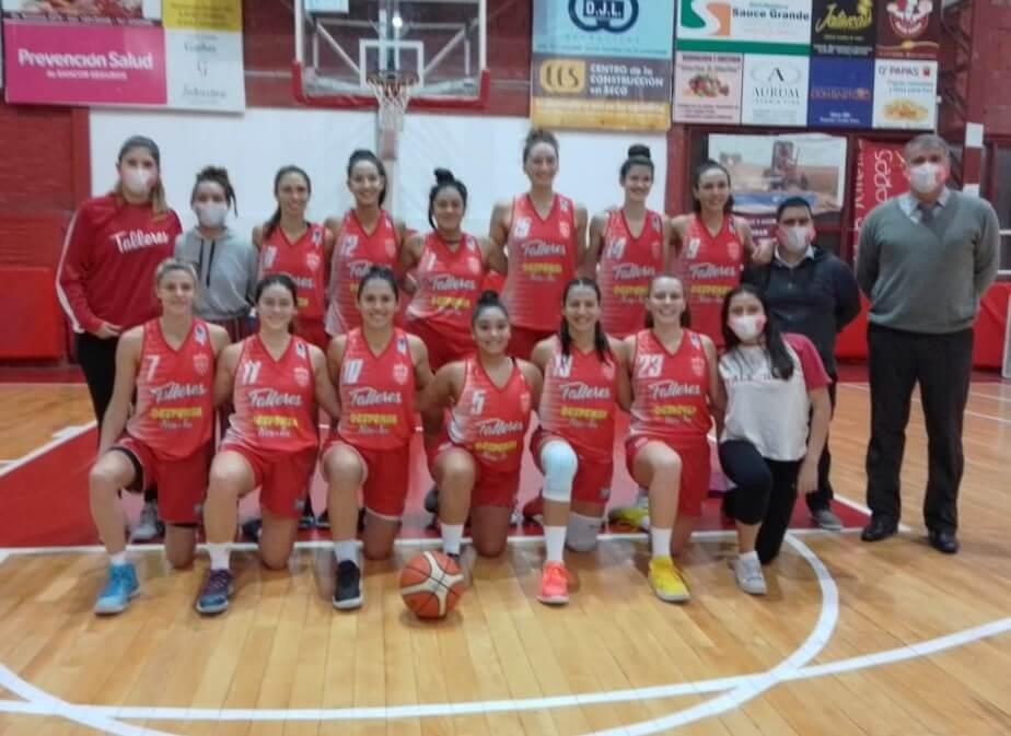 Talleres efectuó su participacion en el torneo federal femenino de básquet (TFFB) este fin de semana con una caída y una victoria en la Zona Litoral. Tras caer con Santa Rosa (61-67) el sábado, se recompuso frente a Náutico Sportivo Avellaneda (87-62) el domingo en condición de local.