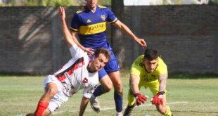 Reserva: Patronato no pudo con Boca y cayó por 2 a 0