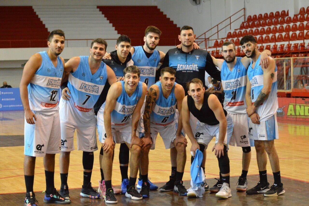 Echagüe perdió 69-95 el último juego de la serie frente a Salta Básquet por los cuartos de final de la conferencia norte de La Liga Argentina de Básquet. Se acabó el sueño de los entrerrianos en la burbuja que se llevó a cabo en la ciudad de Córdoba.