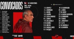 Patronato enfrentará a Argentinos Juniors por la fecha 11 en la paternal. El partido se jugará a las 16:30 con el arbitraje de Fernando Espinoza y hasta el momento, Iván Delfino realizaría una sola modificación en su equipo confirmado.