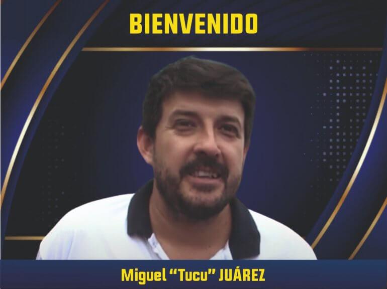 Miguel Juárez entrenador de Vóley, diálogo con LaCábala, tras llegar al club Paracao como nuevo Director Técnico. Contó como llego y todo el proceso nuevo que se viene de cara a la Liga.