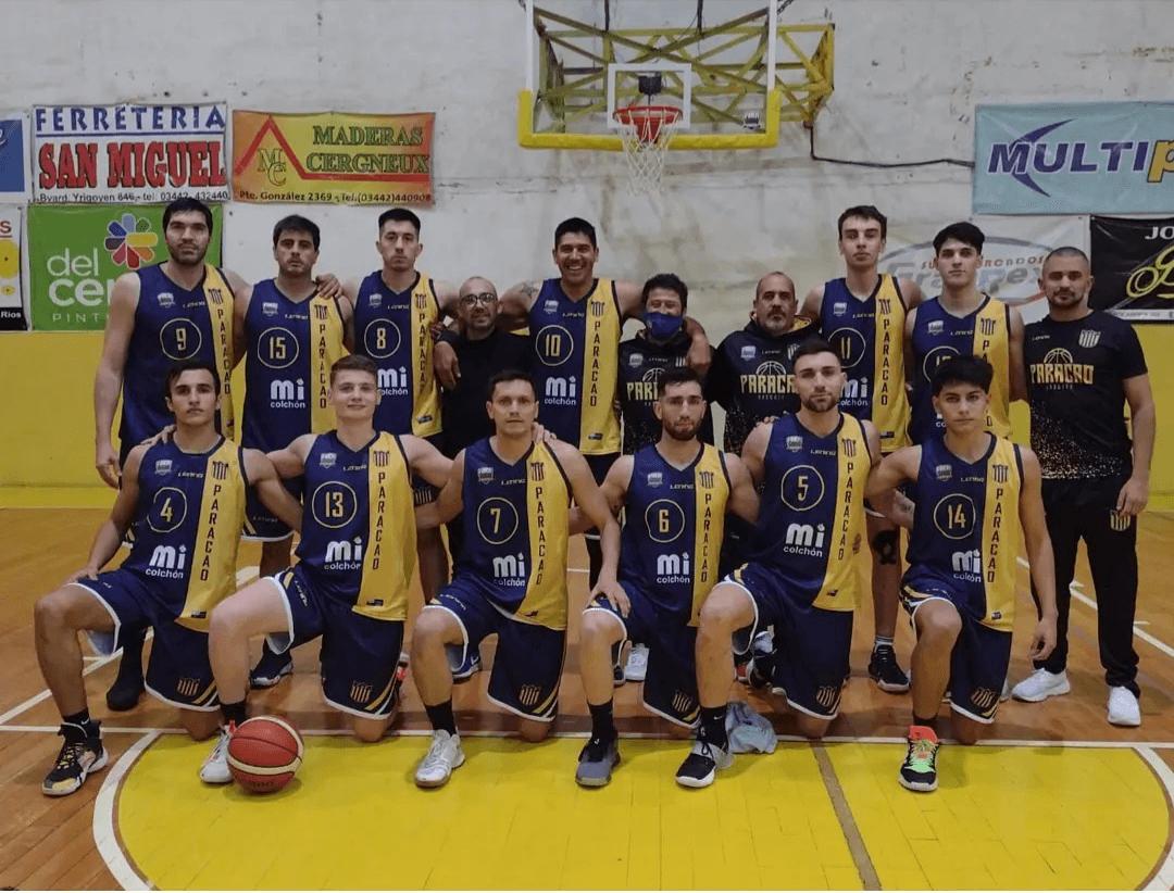 Paracao este viernes, estará visitando a Bancario de Gualeguay para abrir las finales de la actual Liga Provincial de Mayores. El club del sur de Paraná sueña con poder llevarse la serie y conseguir el ascenso a la tercera categoría del básquet argentino.