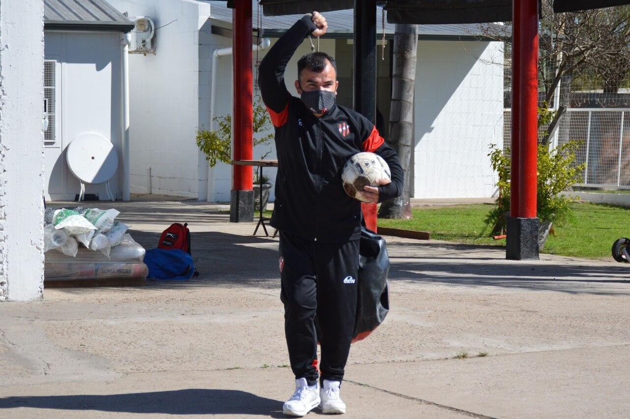 """Alonso Villagra dialogó con La Cábala y nos contó como se siente formar parte del convenio que Patronato firmo con la escuela """"Melvin Jones"""" de la ciudad de Paraná para que pueda tener un espacio de formación integral."""