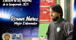 Román Núñez: «Fuimos el mejor equipo del campeonato»