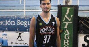 Alan Moreno: «Estoy contento de volver a Echague»